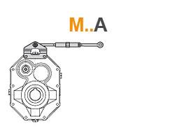 серия М-А