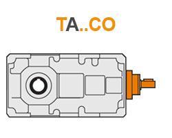 серии TA-CO