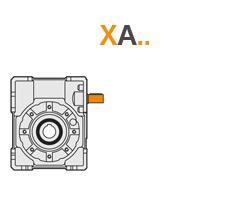 серия X-XA